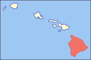 Map-of-Hawaii-highlighting-Big-Island-Hawaii